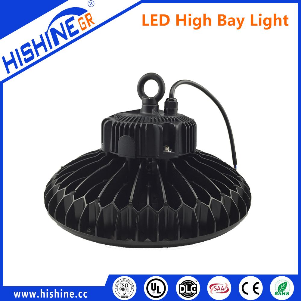 Led High Bay Light 100w 150w 200w Led Industrial Lamp: Hishine Led Chip 100w 150w 200w Led Ufo High Bay Light