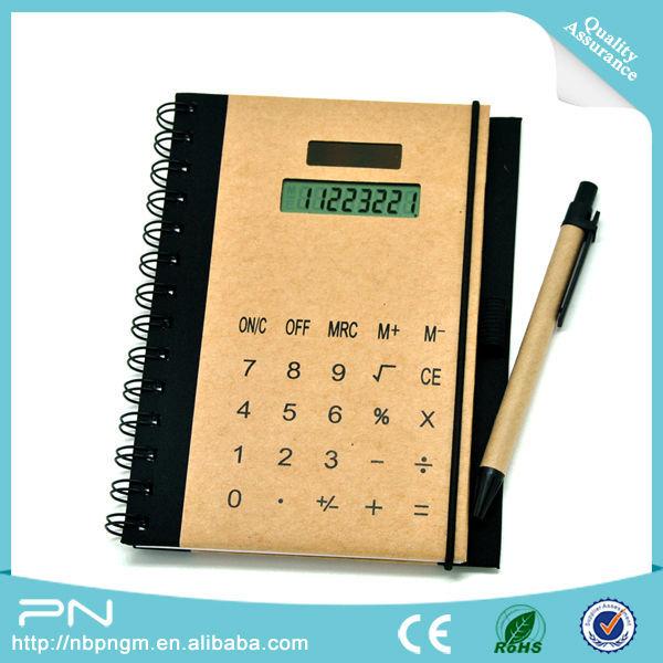 Nuevo Producto Calculadora Con La Pluma Conjunto Calculadora Con ...