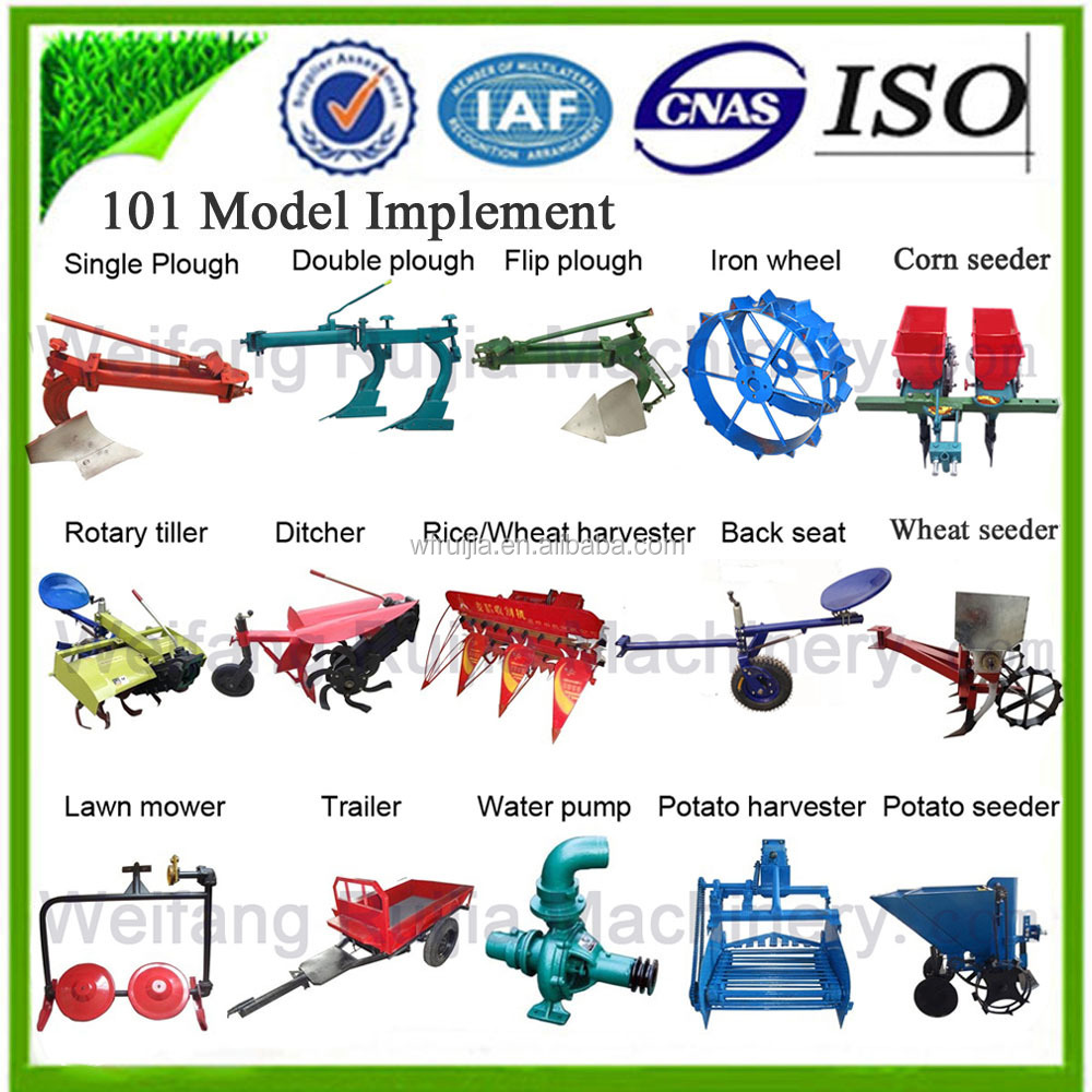 2015 Year China Agriculture Equipment 8/10/12/15/18/20/22hp Mini ...