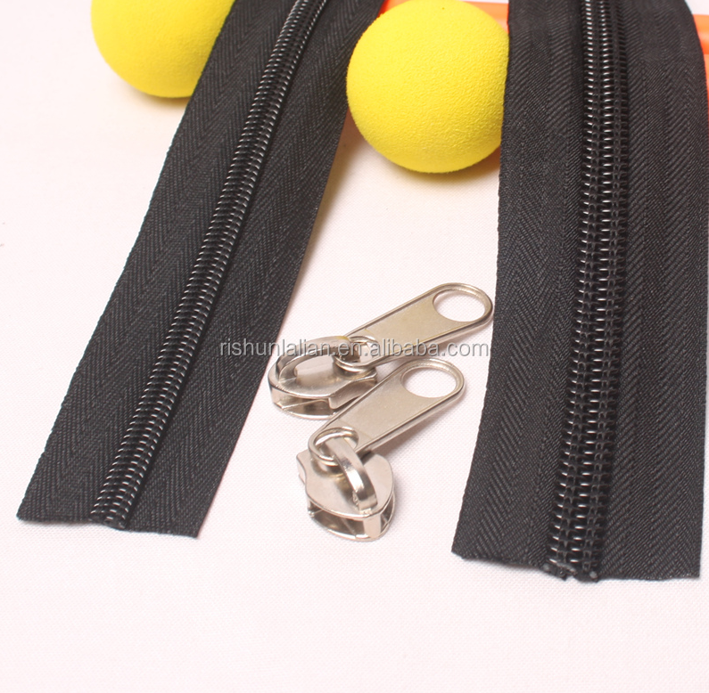 Hot Sale Garment Accessories Nylon Zipper Roll No 3 5 8 10