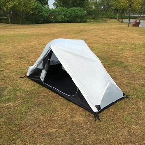 High-end Ultralight Double Layer Single Person Backpacking Tent, CZX-217 Ripstop waterproof Tent,ultralight 1 man tent