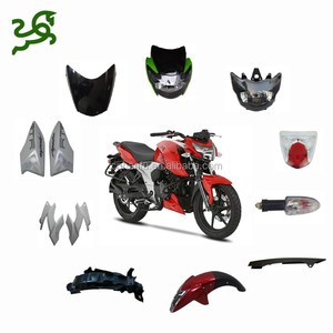 Complete Motorcycle Plastic Body Parts For TVS APACHE RTR 160 180