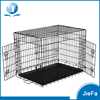 Folding large metal dog crate JF-PCP-630