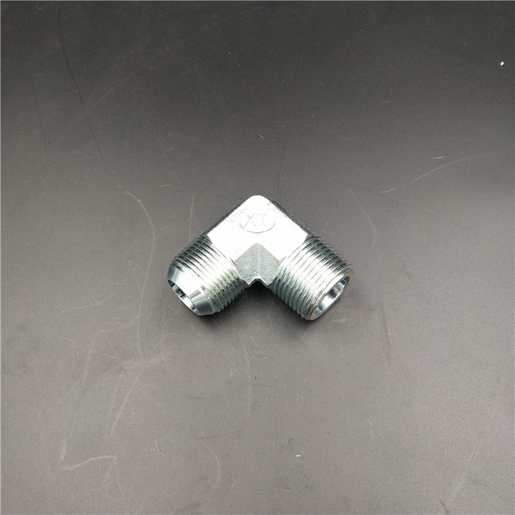 Wholesale custom Pressure galvanized cast iron pipe fitting elbow