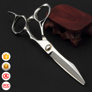 2017 New Japanese Sword Design Hair Shears QL-60 Professional Hair Scissors