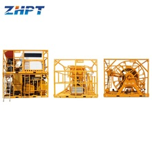 Oilfield Skid Mounted Coiled Tubing Unit