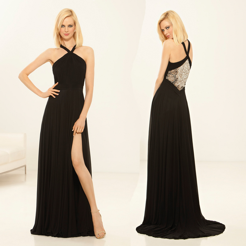 Black Long Dresses Cheap