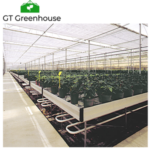 Used Commercial Hydroponic Growing Systems Greenhouse