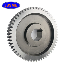 Helical Teeth Metal Spur Gear