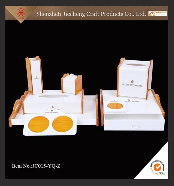 Shenzhen Jiecheng Manufacturer Hotel Wholesale Bathroom Accessories 2015 Buy Hotel Bathroom