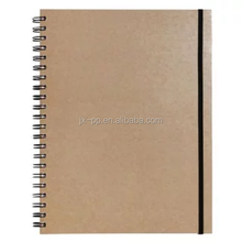 Kraft A4 divisore notebook con governato <span class=keywords><strong>pagine</strong></span>