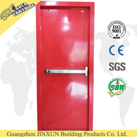 Fireproof door,fire resistant door,2 hrs Steel Fireproof Door With bs476,BS certificate