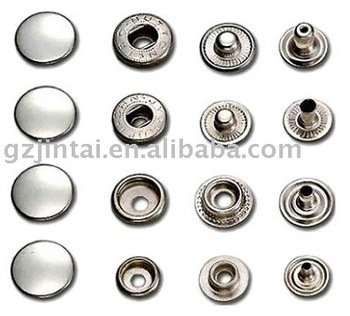 Famous 2017 High Quality Metal Snap Button For Bag Clothes Accessories  NT27