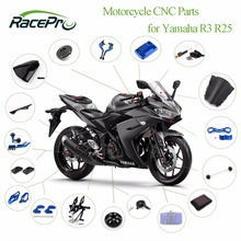 Motorbike Body Parts Wholesale Chinese Racing Motorcycle CNC Part for Yamaha Dirt Bikes R3 R25