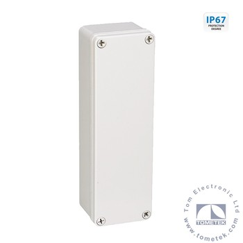 80 250 70mm Ip67 Electrical Outlet Box Type Outdoor Power Control
