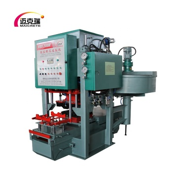 CNC concrete block making machine/automatic concrete block making machine