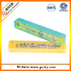 PP material multi-function pencil box with ruler