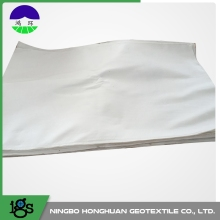 High strength nonwoven geotextile sand bags used in dam