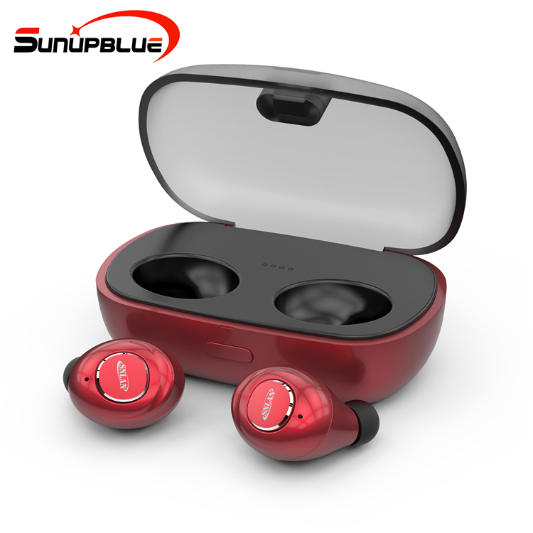 TWS Headset True Wireless <strong>Bluetooth</strong> 5.0 with Charging case