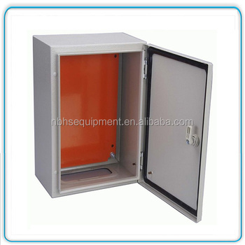 Electrical Panel Box Weatherproof Enclosure Power Distribute Power on
