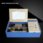 Small Home Business Mini Laser Engraver Stamp Making Machine