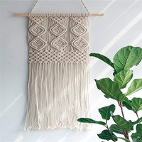 Indian handmade macrame wall hanging indian handicrafts wholesale