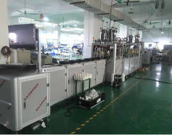 Automatic led bulb making machine for led lighting MR16/GU10