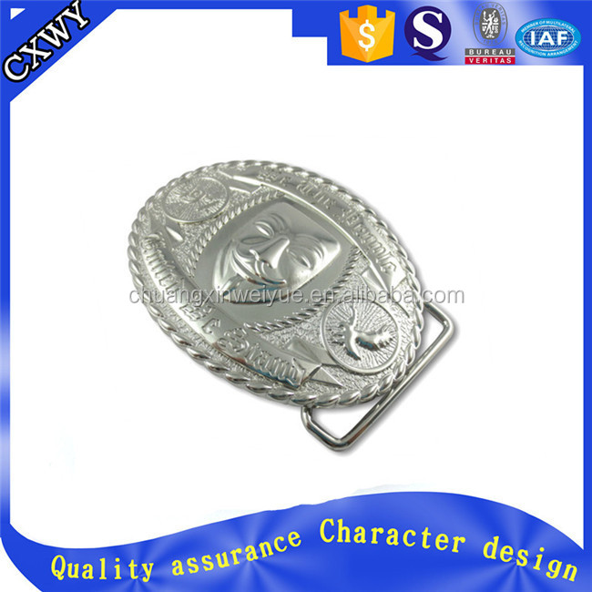 belt buckle zinc alloy material or stainless steel blet buckle