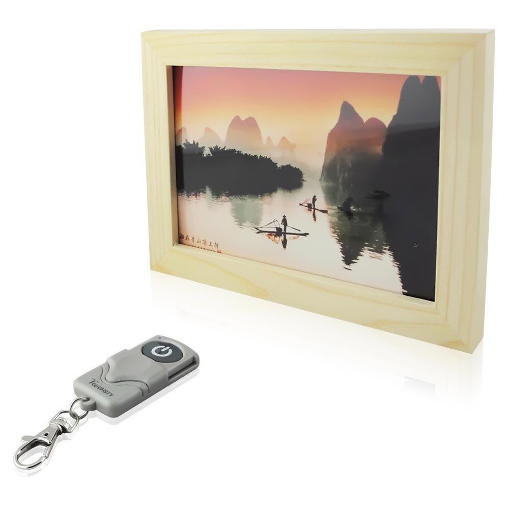 Toughsty™ 4GB Photo Frame Camcorder Hidden Camera Covert Camera Mini DVR Video Recorder