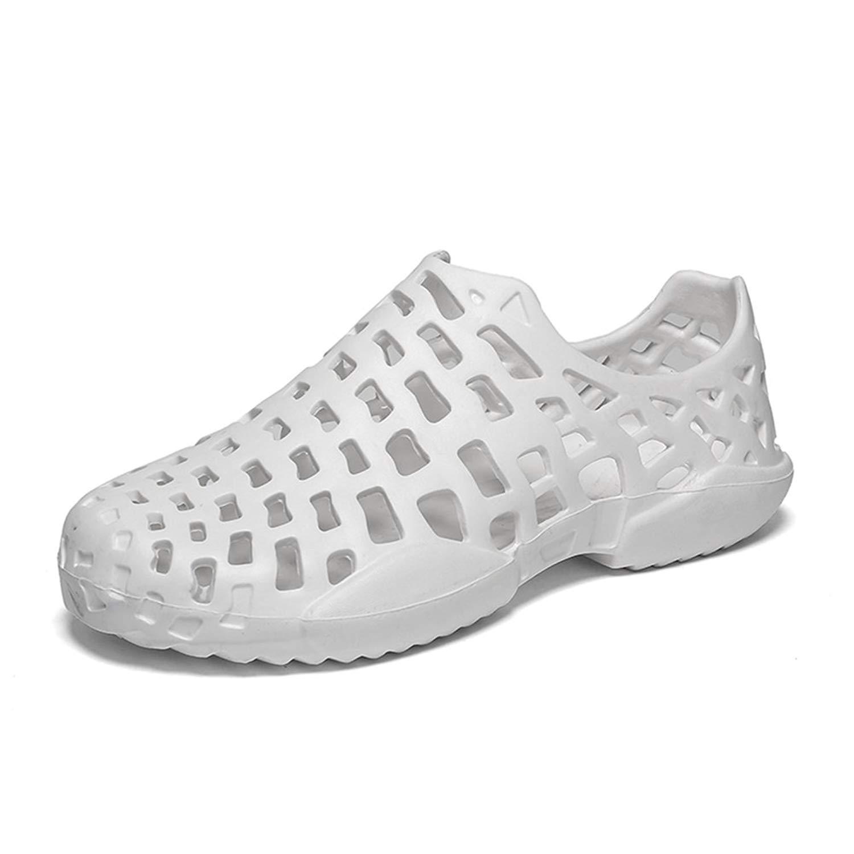 61c79c856716 Get Quotations · Men s Shoes Sandals Summer Lovers Shoes Hollow-Out Flip  Flop Non-Slip Breathable Beach
