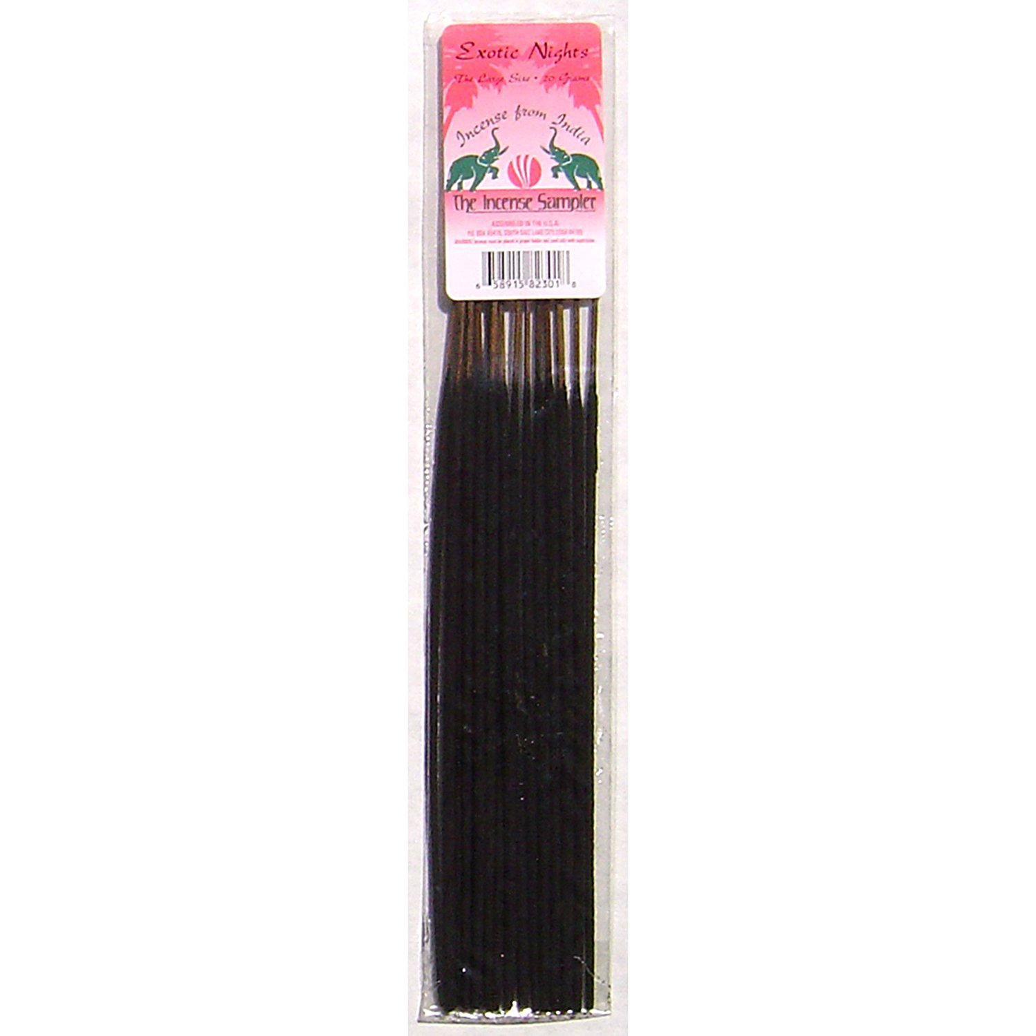 Exotic Nights - Incense From India - 20g Package