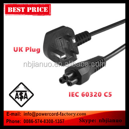 UK 3Pin 250V 13A Mains Power cords,power lead