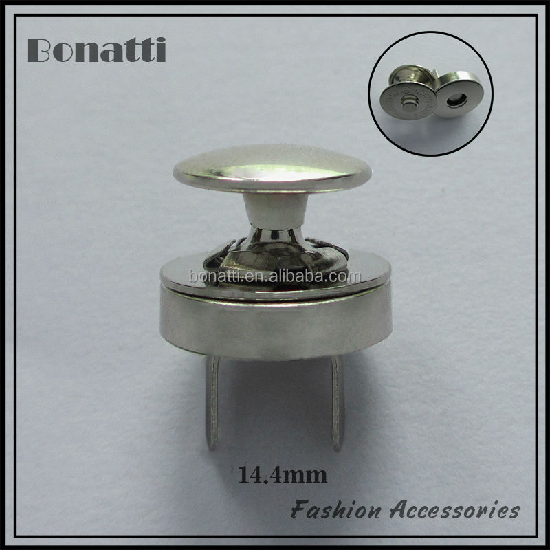 high quality stainless steel magnetic snap