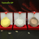 Cheap price wholesale zinc alloy running race metal,award sports 3d blank marathon sports custom medal