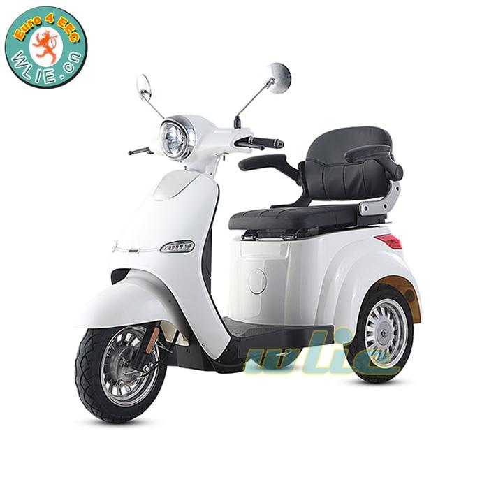 Преимущества электрических трехколесных скутеров