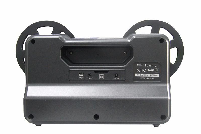 winait roll film scanner super 8 8mm roll film digital video converter mp4 scanner buy. Black Bedroom Furniture Sets. Home Design Ideas
