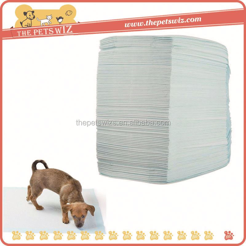 Airlaid paper for pets pad ,CC085 disposal pet diaper , pet nappy pad