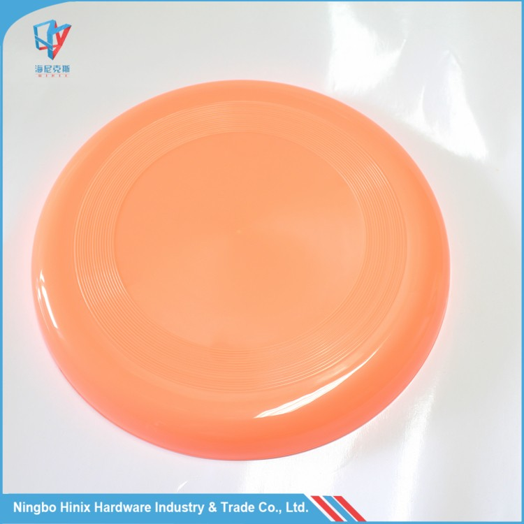 8 Inch Round Eco-friendly Plastic Injection Flying Disc