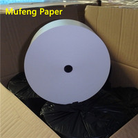 2019 hot sell thermal paper rolls ATM NCR PAPER ROLL 80*210MM MADE IN CHINA