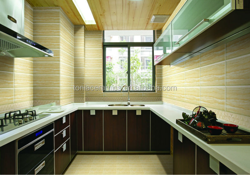 Kitchen Tiles Models Foshan 300*600 3d Inkjet Bathroom Tiles Kitchen Sets  Models Part 36