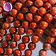 wholesale brazil red 6mm agate beads gemstone beads