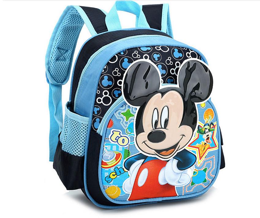 De Niños Niños Mickey Infantes Jardín Mouse De Dibujos Mochila a7dwUwx4q