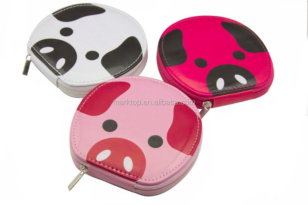 Marktop Animal Manicure set travel pedicure kit for Girls and women