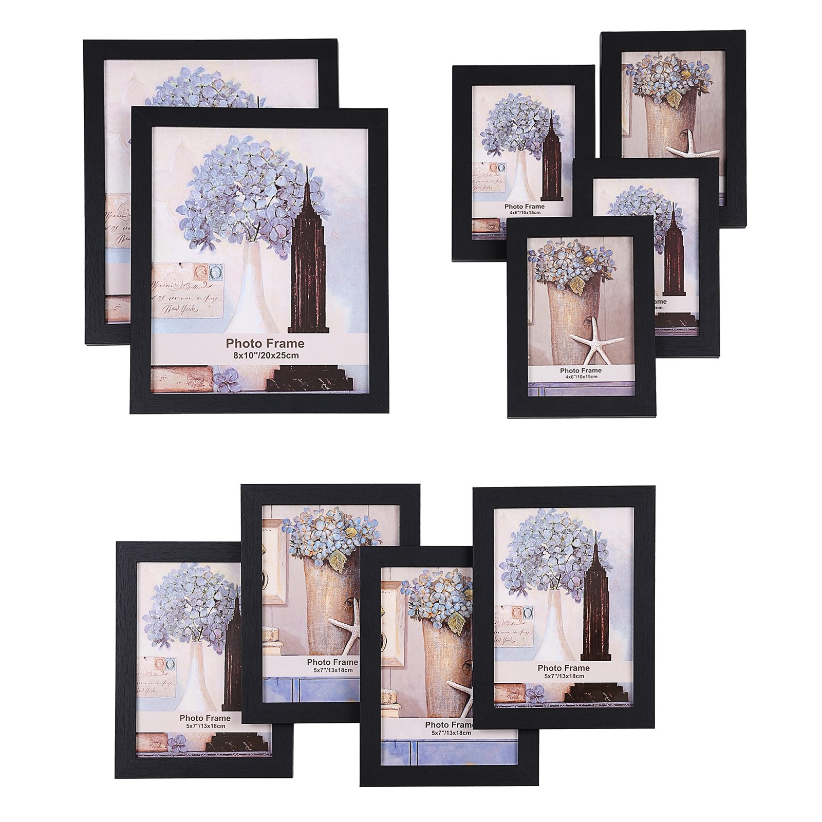 Cheap Collage Picture Frames 8x10 Photo, find Collage Picture Frames ...