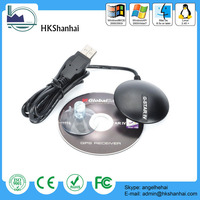 High quality globalsat BU353 BU353S4 usb ais g-mouse gps receiver