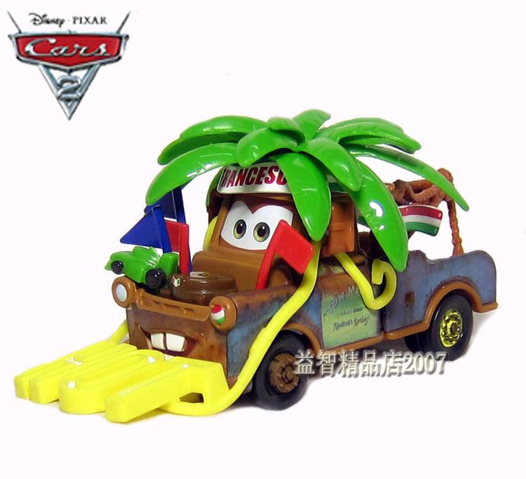 Buy Free Shipping Original Mat El 1 55 Scale Disny Pixar Cars 2