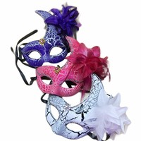 Factory wholesale fashion full of temptation masquerade party mask