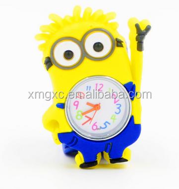 Populares Product On lindo Niños Para Minions Niños Linda Reloj niños Relojes De Silicona Buy SzVpqUMG