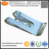 Factory Custom Spring Steel Swivel Belt Clip , Universal Belt Clip ISO/TS16949 passed