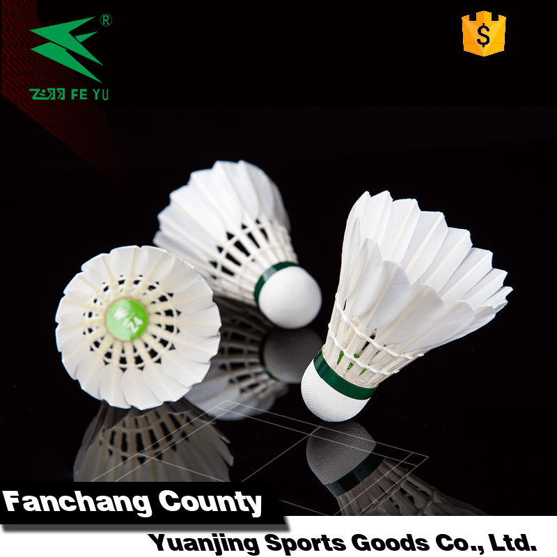 best badminton shuttlecock for competition
